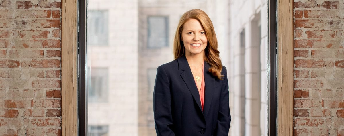 "The Recorder Recognizes Alison Plessman as an Attorney on the ""Fast Track"""