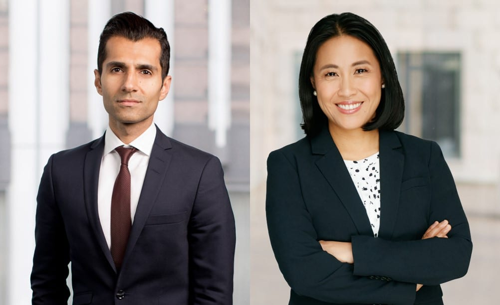 Kaba and Chou Named Among Top Minority Attorneys